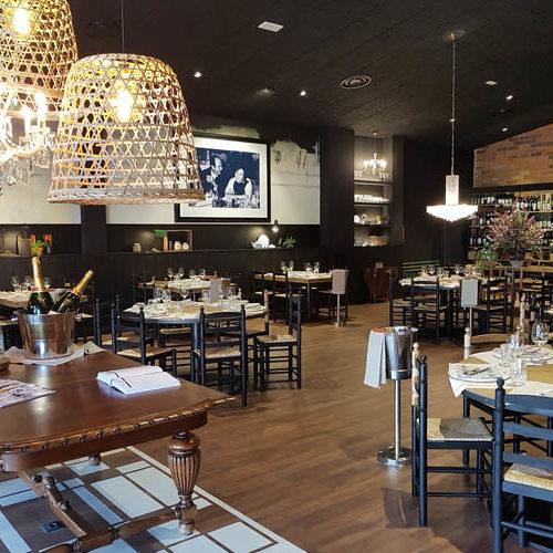 iluminacion restaurante pil pil