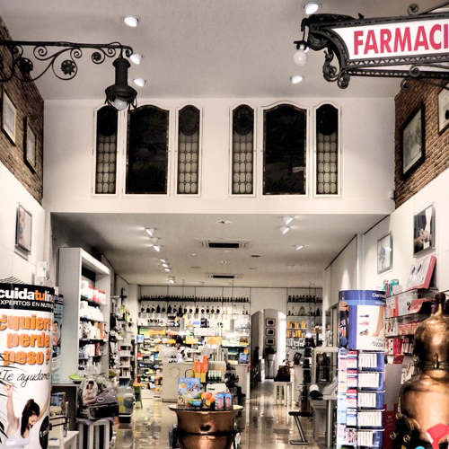farmacia ornosa