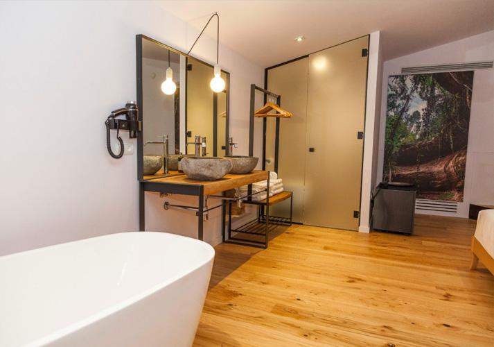 Hotel Ecològic i Vegà Casa Albets