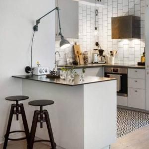 como iluminar una cocina